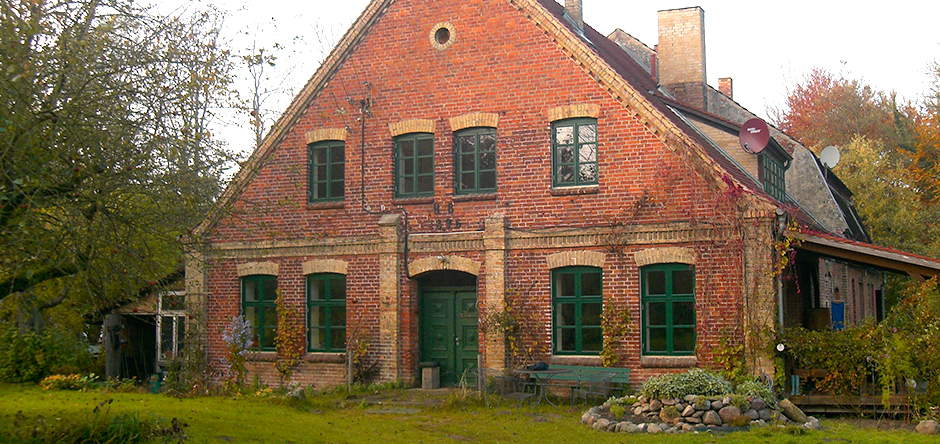 die alte Mühle