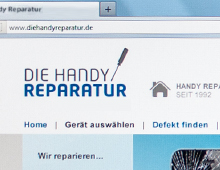 Die Handy Reparatur